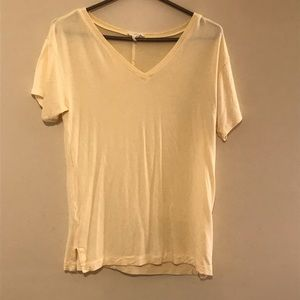Super soft v-neck